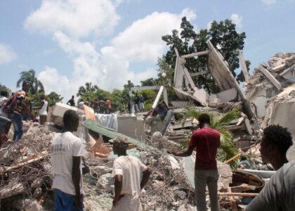 Untold Suffering in Jeremie, Haiti